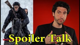War for the Planet of the Apes - SPOILER Talk