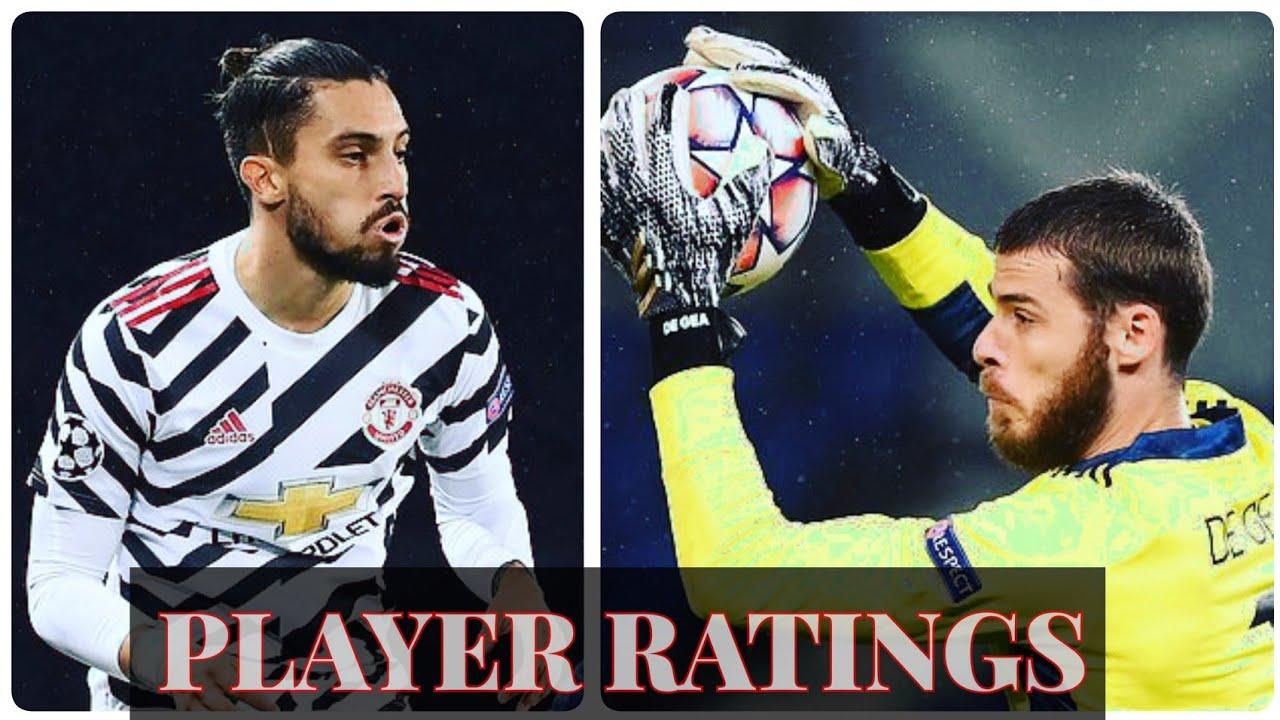 Psg 1 2 Manchester Utd Player Ratings Allex Telles And David De Gea Shining Stars Youtube