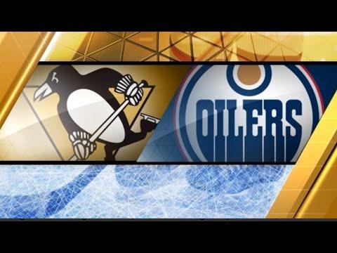 NHL® 18 Edmonton Oilers At Pittsburgh Penguins