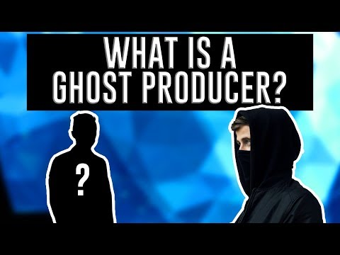 What Is A Ghost Producer? (Ghost Producing In EDM) Mp3