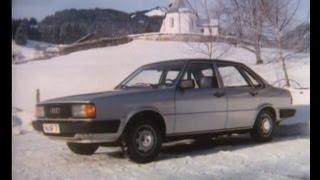 Autotest 1979 - Audi 80 L