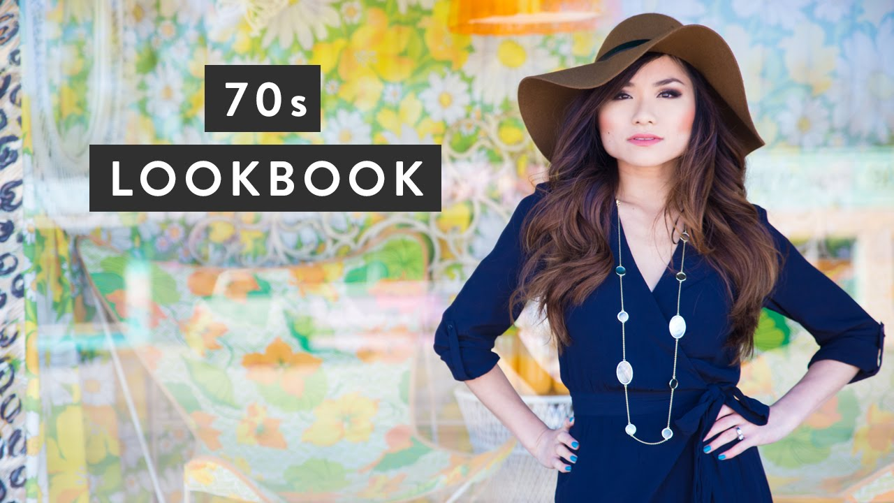 70s Lookbook Retro Style How To Dress Bohemian Vintage Clothes