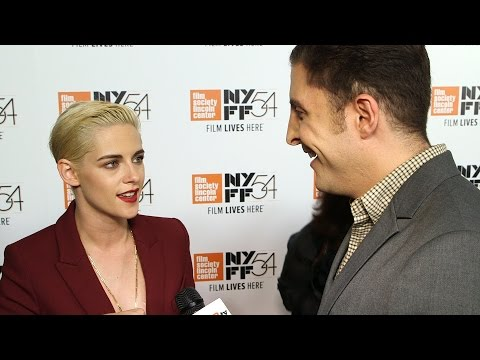 "Kristen Stewart at the ""Certain Women"" NYFF Premiere Behind The Velvet Rope with Arthur Kade"