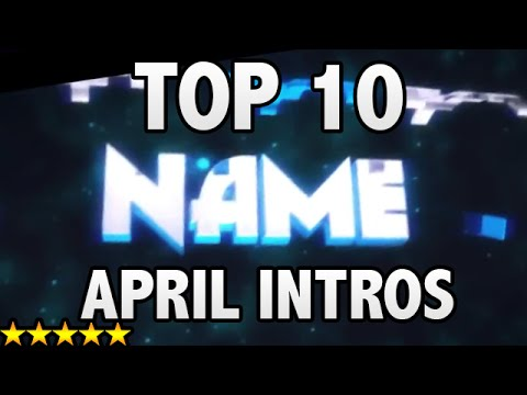 (BEST) TOP 10 FREE Intro Templates of April 2015 - Cinema 4D & After Effects Templates