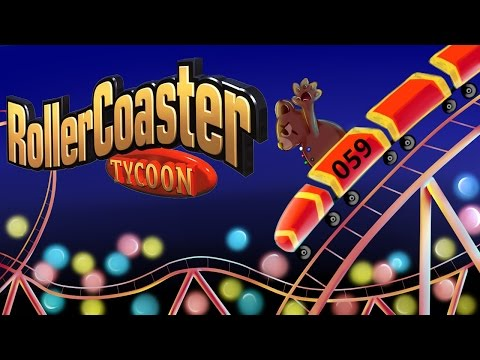 [059] RollerCoaster Tycoon Deluxe - CaMeLcAsE