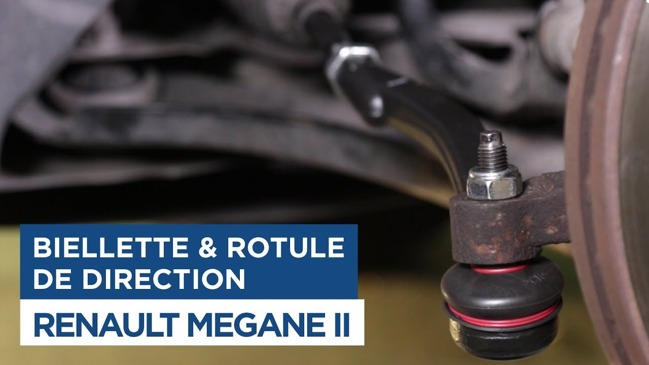 Biellette Axiale Rotule de Direction Renault Laguna 2