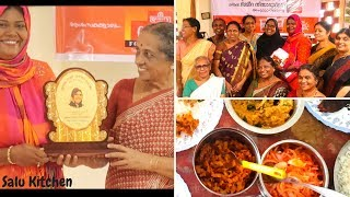 Most Invaluable Award I have Received   Easy Lunch   Happiest Moment   Salu Kitchen