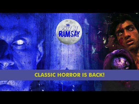 Classic Indian Horror Is Back! 101 Phir Se Ramsay: Starts 24th March!