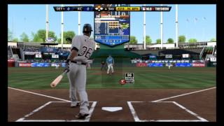 Repeat youtube video MLB 12 The Show: Road To The Show kansas city royals game 2(commentary)
