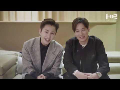 180523 Hwanhee, Jung Il Hoon (BTOB) - 'Obvious' Making & Interview