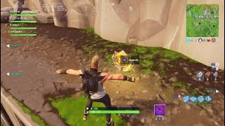Fortnite Season 5 Battle Pass // Week 1 Treasure Map and Lightning bolts locations
