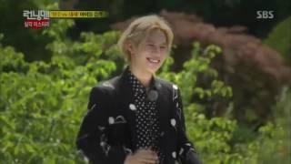Taemin SHINee, Kai Sehun EXO, Soyou Sistar And Haha - Opening