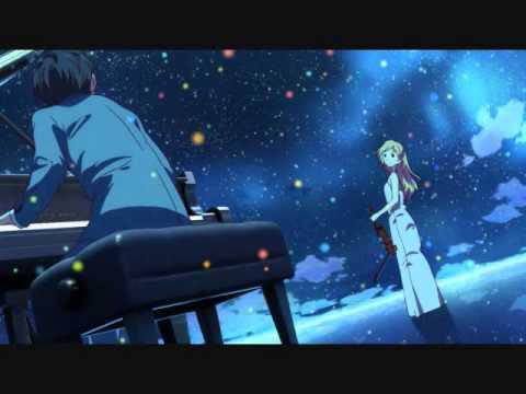 Shigatsu Wa Kimi no Uso OST Chopin Ballade No.1 Op 23 with Violin (Duet ver.)