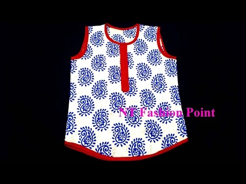 NEWBORN BABY/ZERO SIZE BABY SIMPLE SHIRT/FOTUA/TEP CUTTING & STITCHING EASY METHOD (DIY)