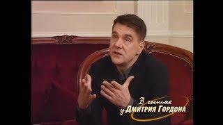 Маковецкий о знакомстве с актером Джереми Айронсом, сыгравшим Гумберта в