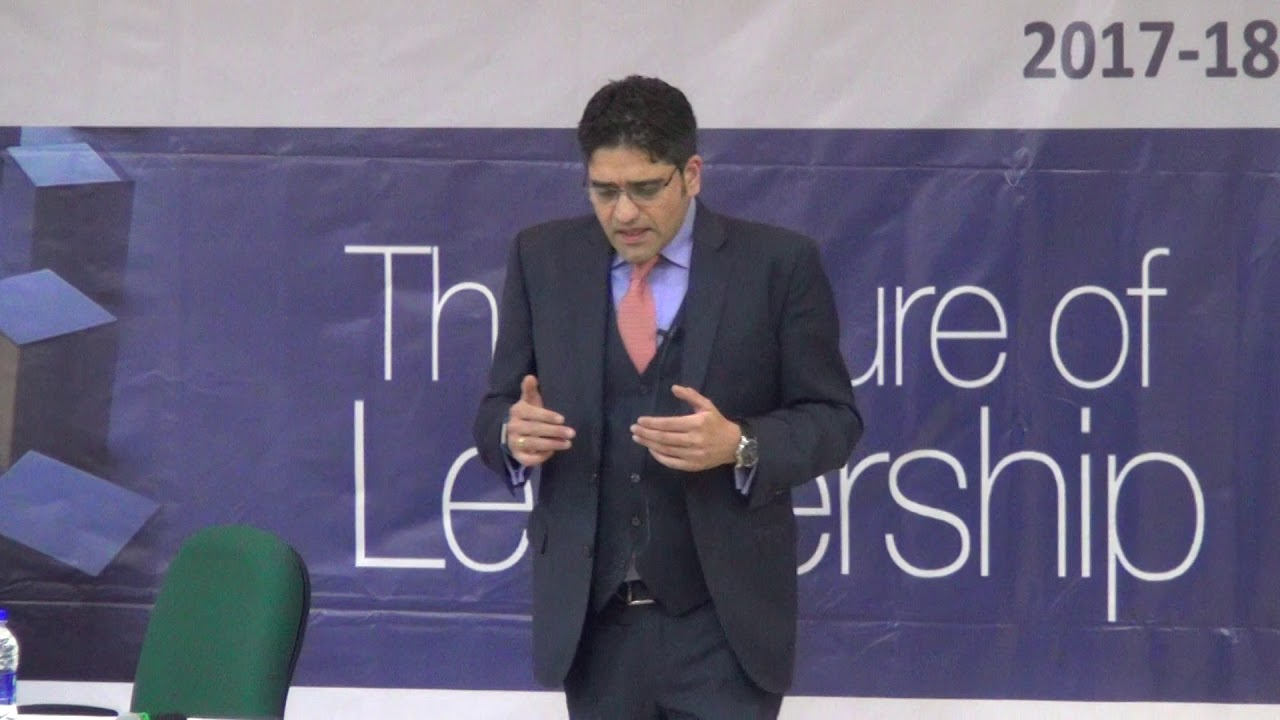 XLRI Leadership Series 2018- Mr  Raoul Bajaj, CEO, Trafigura India - Part I  of III