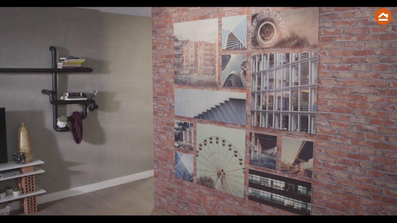 Crea tu propio collage de cuadros en casa youtube - Crea tu casa ...