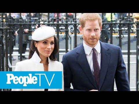 Prince Harry & Meghan Markle's Wedding Could Boost U.K. Economy By $1.4 Billion  PeopleTV