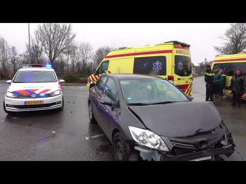 20180316 Breezand ongeval Middenweg   Molenvaart