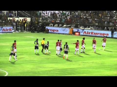 Alianza Lima 2 - 1 Rentistas 'Noche Mágica Blanquiazul 2014' [VIDEO EN VIVO DESDE LA TRIBUNA]