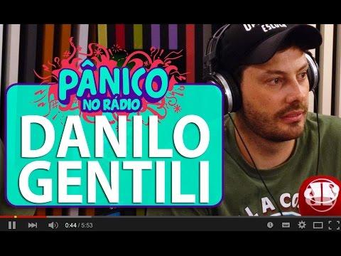 Danilo Gentili: mulher, negro, gay... são propriedade da militância esquerdista   Pânico