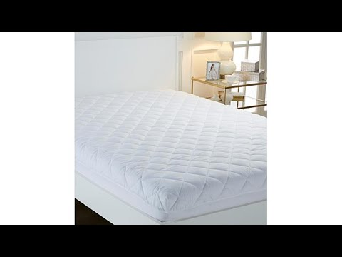 Concierge Collection Bed Cap Mattress Pad