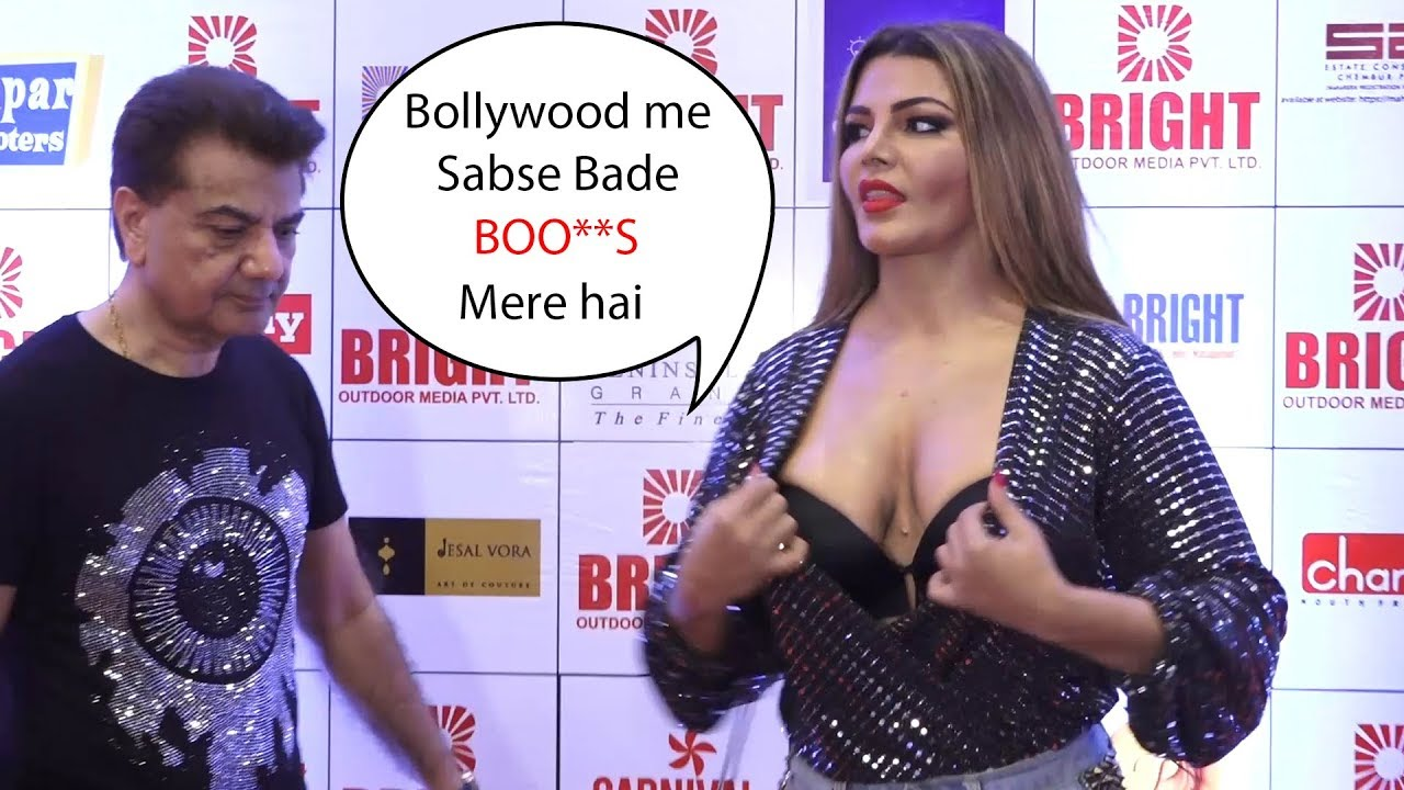 Download Rakhi savant Again Insult anup jalota and jasleen , And She want to Donate Her Boo**bs