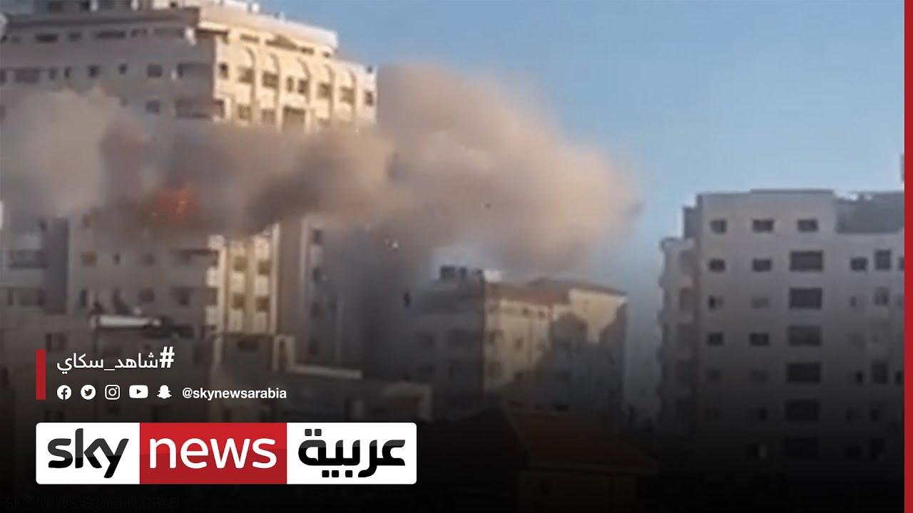 الفصائل تطلق عشرات الصواريخ من غزة تجاه إسرائيل  - نشر قبل 3 ساعة