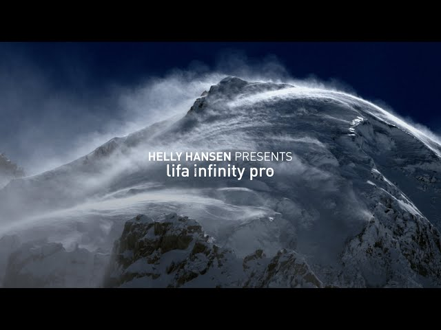 Lifa Infinity Pro™ - The next level of responsible waterproof/breathable technology