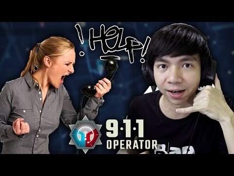 Kehidupan Polisi Di Jakarta Keras - 911 Operator