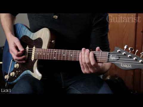 Blues Headlines: Steve Lukather Style Lesson