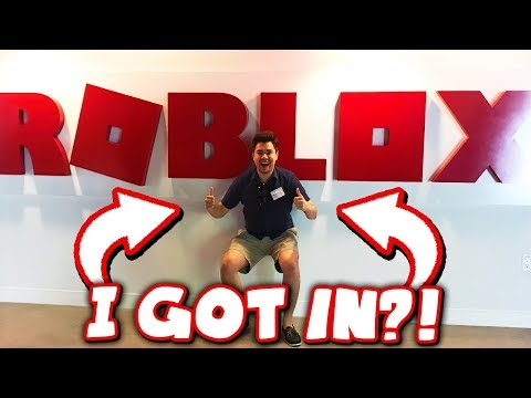 GETTING INTO THE ROBLOX HQ... AS A DEVELOPER?! (RDC 2018 - Part 2)