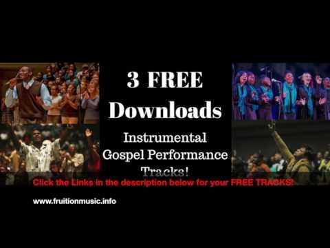 FREE Instrumental Gospel Tracks for YOU! (Link in description)