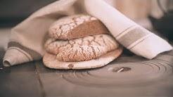 Leipäkoulu: Rapeakuorinen ruisleipä