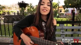 Daniela Calvario | No Te Creas Tan Importante (Cover) El Bebeto