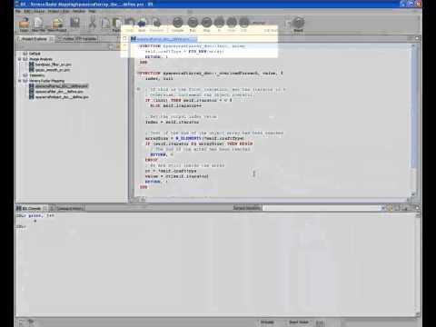 IDL Workbench Tips