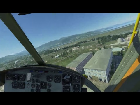 [DCS: World] Random Flying in the Huey
