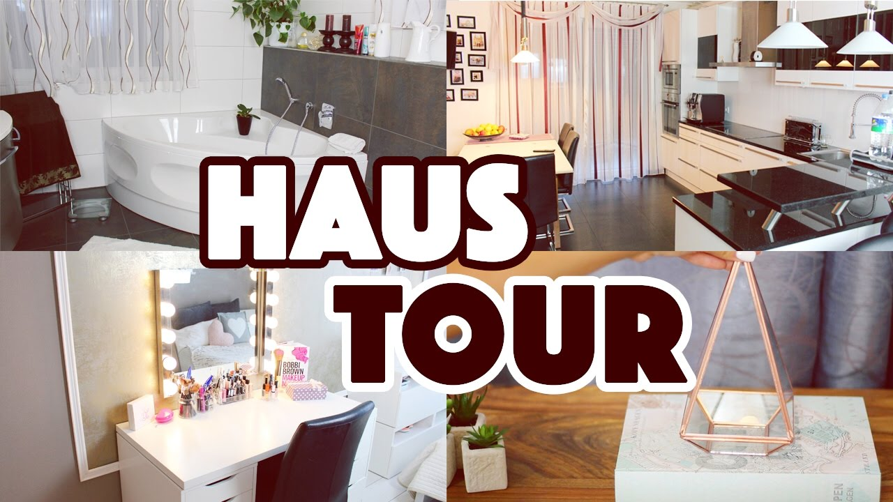 Meine HAUS TOUR + ROOM TOUR 2016 | PINTEREST & TUMBLR INSPIRIERT ...