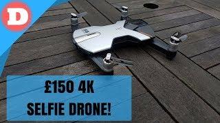 £150 4K Selfie Drone! - Wingsland S6 In-Depth Review 2018
