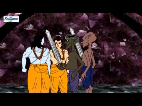 Mahabali  Hanuman - Full Animated Movie -...