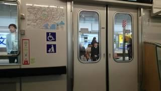 【新車&東武線内】東京メトロ13000系越谷~蒲生間に乗車しました