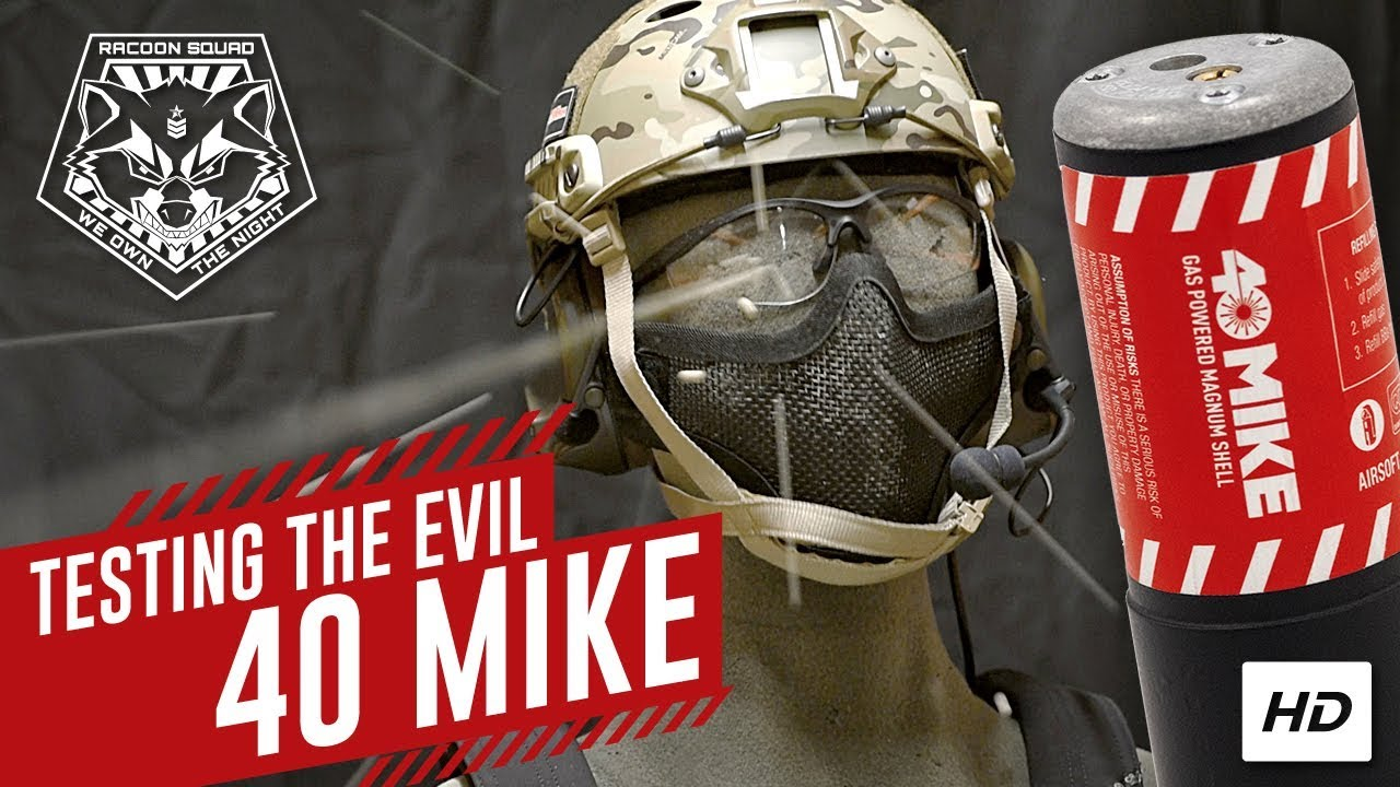 Airsoft 40 mike