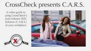 CrossCheck Presents C.A.R.S. Remote Deposit Capture Program