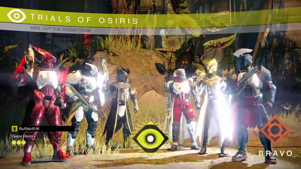 will trials of osiris have matchmaking