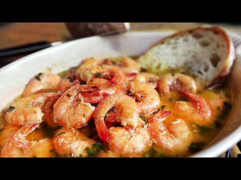 Video recipe of the week: Baked Creole Shrimp