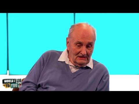 Tony: David Mitchell's bedtime storyteller? Sally Phillips' uncle? Rhod Gilbert's badminton partner?