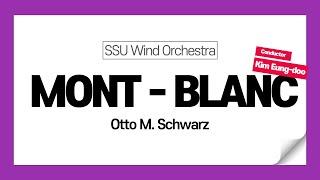 Otto M. Schwarz - MONT-BLANC La voie royale