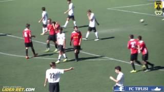 FC TIFLISI 1 1 FC WIT GEORGIA2