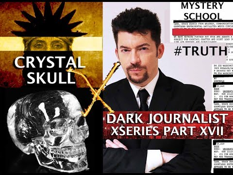 DARK JOURNALIST X SERIES XVII: CRYSTAL...