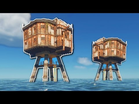 EXPLORING A SEA FORT! - Stranded Deep Gameplay - Sea Fort & Boss Missions Update!